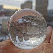 Фен-шуй и эзотерика ручной работы. Ярмарка Мастеров - ручная работа ДВА шара из кварца. Handmade.