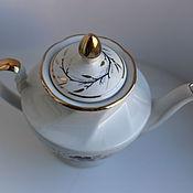 Чайный сервиз на 4 персоны Рижского фарфорового завода, СССР