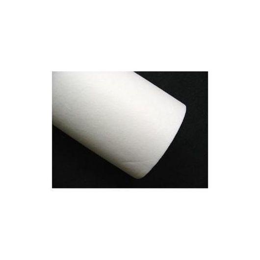 Стабилизатор для машинной вышивки Madeira Cotton Soft, плотность 50, ширина 90 см. Белый, клеевой, отрывной. Универсальный стабилизатор для работы на швейных и вышивальных машинах.