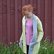 Одежда ручной работы. Ярмарка Мастеров - ручная работа Пальто из неопрена. Handmade.