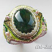 "Украшения handmade. Livemaster - original item Bracelet ""Ireland"". Handmade."
