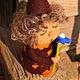 Человечки ручной работы. Гномик Дим, игрушка из шерсти. Ксения 'Woolen Street' (woolenstreet). Интернет-магазин Ярмарка Мастеров. Гномик
