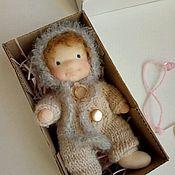 Вальдорфские куклы и звери ручной работы. Ярмарка Мастеров - ручная работа Вальдорфская куколка. Handmade.