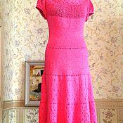 "Одежда handmade. Livemaster - original item Dress ""Berry"". Handmade."