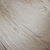 Материалы для творчества ручной работы. Ярмарка Мастеров - ручная работа Смесовая пряжа. 50%милк/50%хлопок.- 10Nm/3. Китай. Handmade.