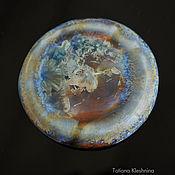 Материалы для творчества handmade. Livemaster - original item Cabochon from porcelain Kaleidoscope. Handmade.
