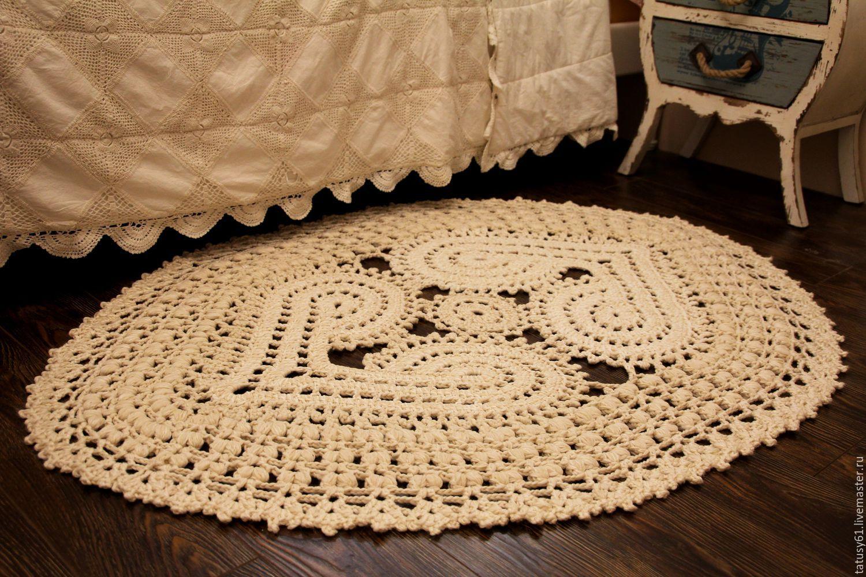 Вязание большим крючком фото