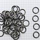 Другие виды рукоделия ручной работы. Ярмарка Мастеров - ручная работа. Купить кольца металлические никель внутренний диаметр 1,2 см. Handmade.
