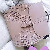 Рюкзаки ручной работы. Ярмарка Мастеров - ручная работа Женский кожаный рюкзак ручной работы. Handmade.