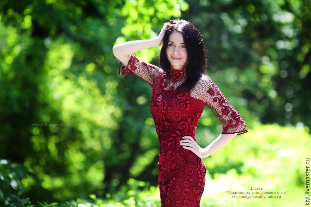 Dress 'Dancer in the fire', Dresses, Ekaterinburg,  Фото №1