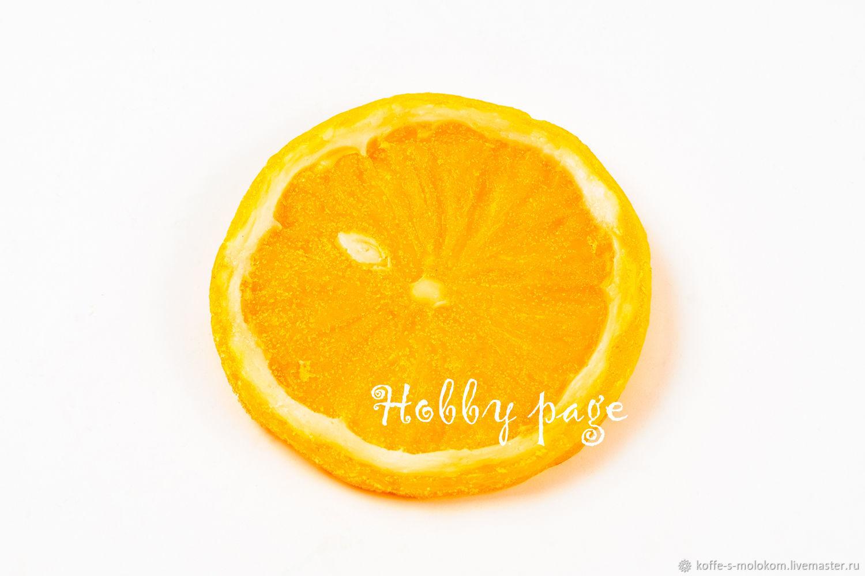 Силиконовая форма для мыла Долька лимона, Формы, Москва,  Фото №1