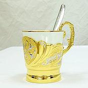 Посуда handmade. Livemaster - original item Coffee Cup