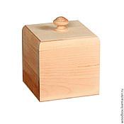 Материалы для творчества handmade. Livemaster - original item Sp121212 NEW!!! decoupage box 12 12 12 preparation for spices. Handmade.