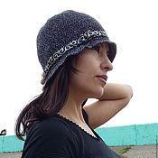 Аксессуары handmade. Livemaster - original item Night sky hat handmade. Handmade.