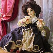 Куклы и игрушки ручной работы. Ярмарка Мастеров - ручная работа Елизавета. Handmade.