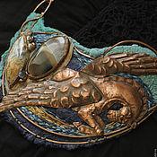 """Украшения ручной работы. Ярмарка Мастеров - ручная работа """"Pegasus Decorus"""" колье. Handmade."""