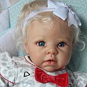 Куклы и игрушки ручной работы. Ярмарка Мастеров - ручная работа Кукла реборн Криста-3. Handmade.