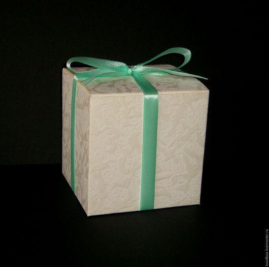 Упаковка ручной работы. Ярмарка Мастеров - ручная работа. Купить Коробки для новогодних шаров. Handmade. Белый, упаковка, упаковка для подарка