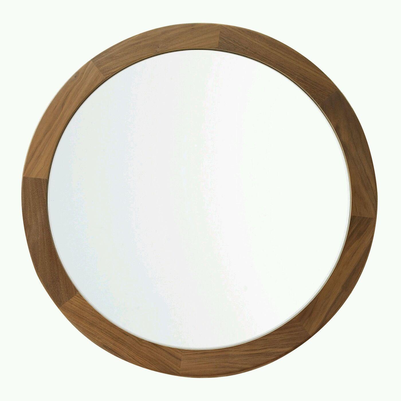 Зеркала ручной работы. Ярмарка Мастеров - ручная работа. Купить Круглое зеркало дуб. Handmade. Ванная, интерьер, ванная комната