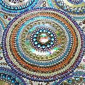 Картины и панно handmade. Livemaster - original item Body painting Kaleidoscope. Angelic dreams. Handmade.