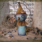 Куклы и игрушки ручной работы. Ярмарка Мастеров - ручная работа Бирюзовый Летун. Handmade.