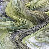 Аксессуары handmade. Livemaster - original item Batik scarf stole