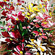 Oil painting Summer bouquet. Pictures. Zabaikalie. Online shopping on My Livemaster.  Фото №2