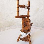 Куклы и игрушки ручной работы. Ярмарка Мастеров - ручная работа Прялочка. Handmade.