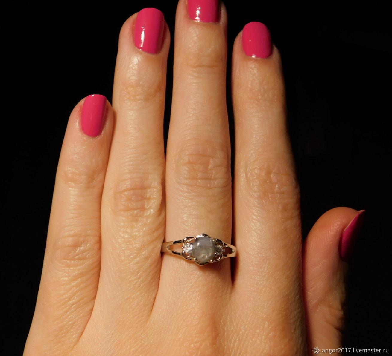Ring Sapphire, Rings, Sergiev Posad,  Фото №1