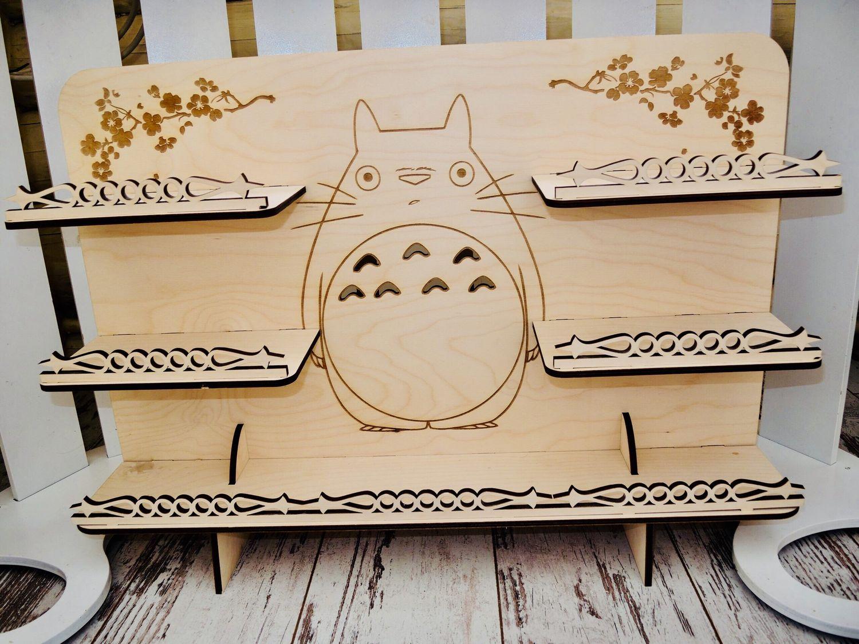 Shelf Totoro, Shelves, Orel,  Фото №1