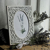 Сувениры и подарки handmade. Livemaster - original item Reserve Frame for photo