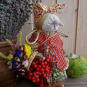 Куклы и игрушки ручной работы. Ярмарка Мастеров - ручная работа Ягишна. Handmade.