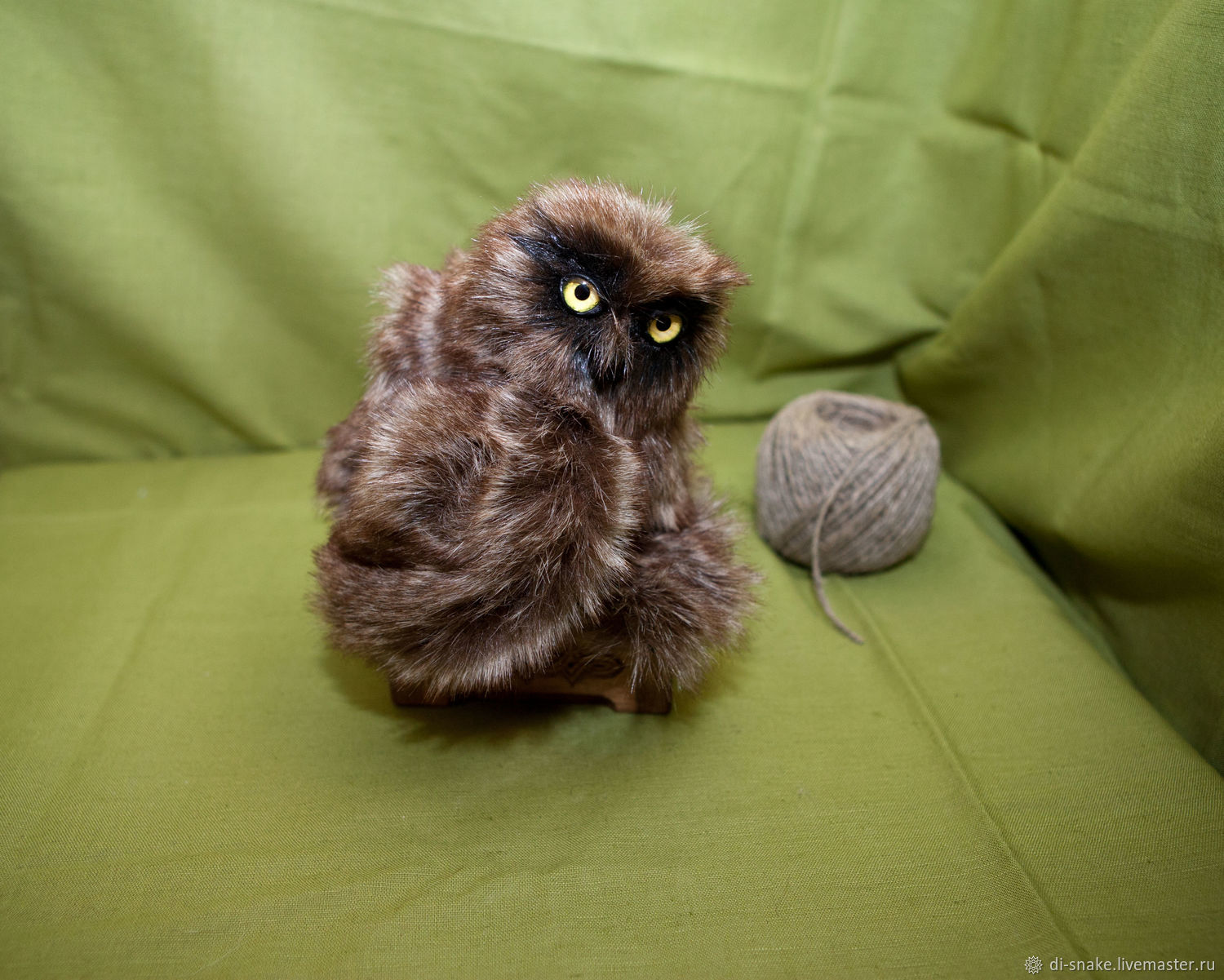 Owlet (found a home), Stuffed Toys, Moscow,  Фото №1