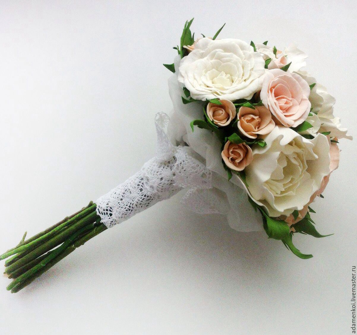 Цветов интернет, как сделать свадебные букеты для невесты
