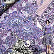 """Материалы для творчества handmade. Livemaster - original item Марлевка ETRO """"Стефания"""" итальянские ткани. Handmade."""