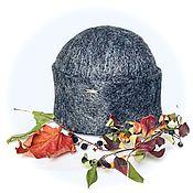 Аксессуары handmade. Livemaster - original item Men`s felted hat