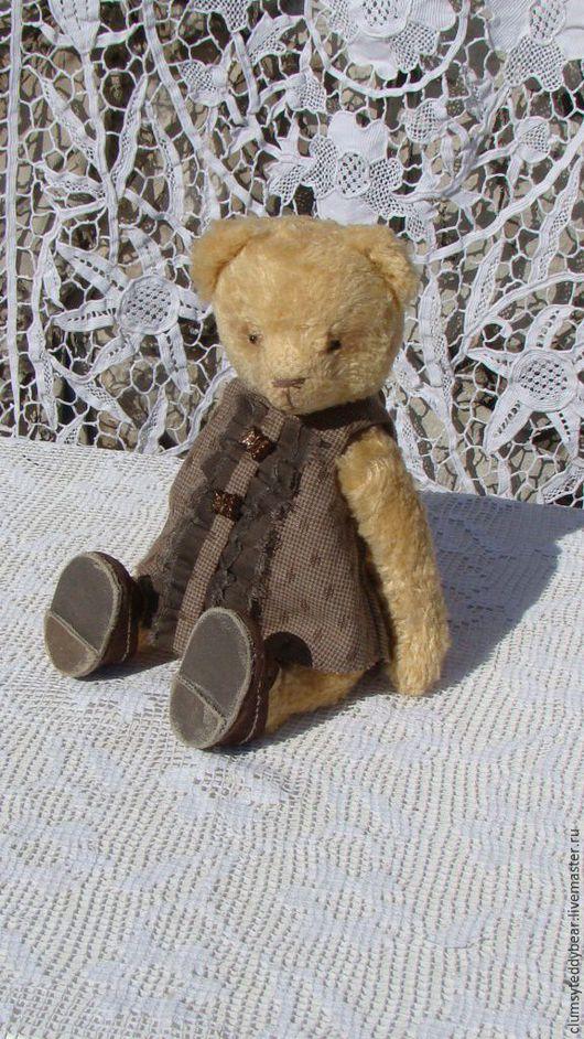 Мишки Тедди ручной работы. Ярмарка Мастеров - ручная работа. Купить Детский сад... Старшая группа.... Handmade. Лимонный, продаётся