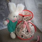 Посуда handmade. Livemaster - original item ALICE`s TEA party-hot water bottle-knot on the teapot. Handmade.