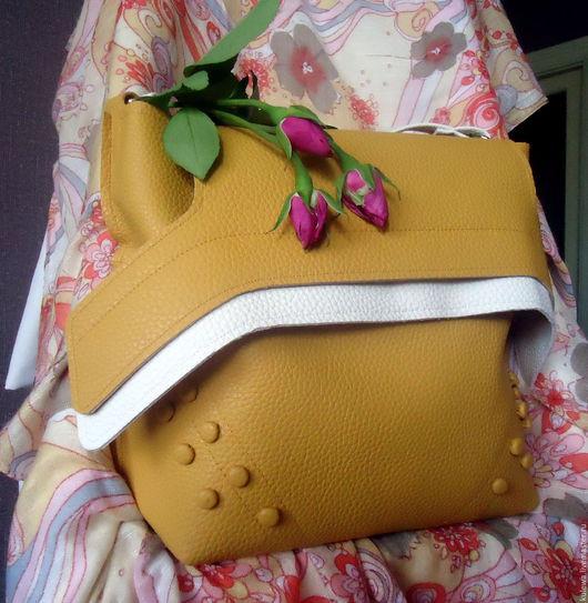 """Женские сумки ручной работы. Ярмарка Мастеров - ручная работа. Купить сумка женская """" Почти классика"""" и ключница. Handmade."""
