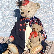 Куклы и игрушки ручной работы. Ярмарка Мастеров - ручная работа Мишки Маргарет и Додо. Handmade.