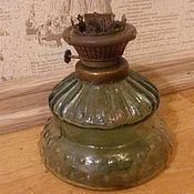 Винтаж ручной работы. Ярмарка Мастеров - ручная работа Лампа керосиновая, стекло. Handmade.