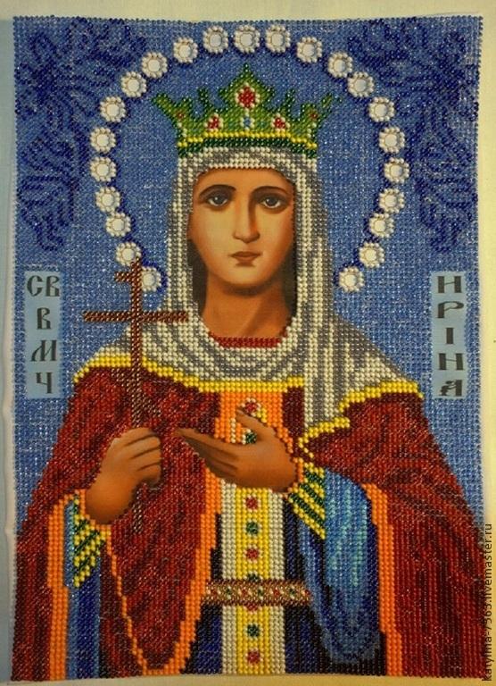 икона святой ирины фото стекла удачное решение