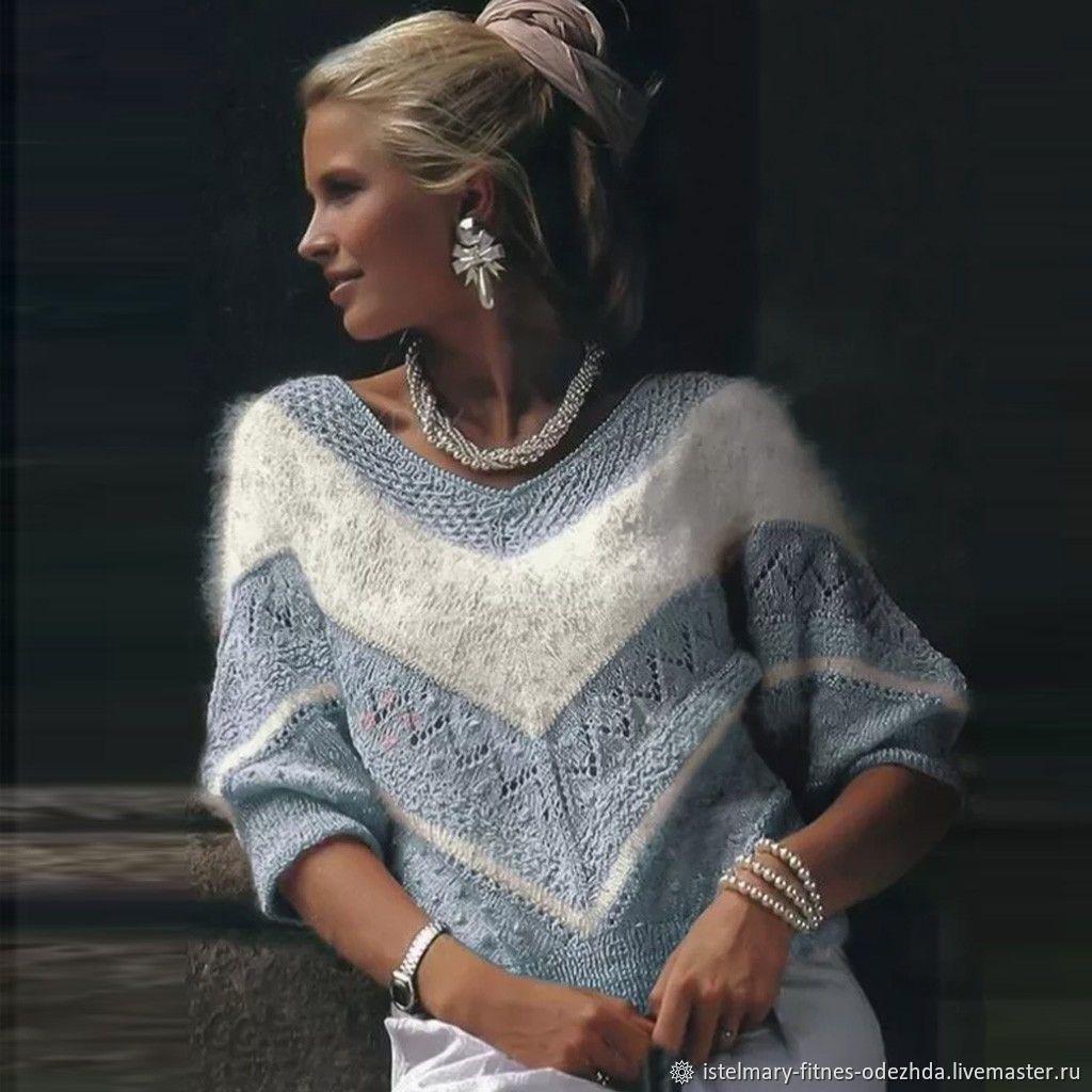 Элегантный свитер для леди, Свитеры, Москва,  Фото №1