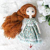 Куклы и игрушки ручной работы. Ярмарка Мастеров - ручная работа Игровая девочка кукла .1250 р. Handmade.