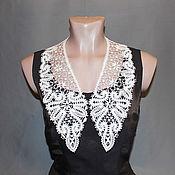 Аксессуары handmade. Livemaster - original item Lace collar GRAPES. Handmade.