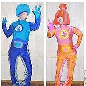 """Одежда ручной работы. Ярмарка Мастеров - ручная работа Карнавальный костюм: """"Фиксики"""" (Симка или Нолик) Цена 1 костюма!!!. Handmade."""