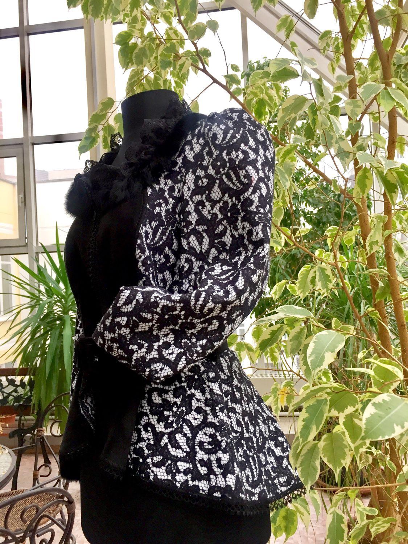Jacket lace! Jacket !Jacket designer!, Suit Jackets, Moscow,  Фото №1