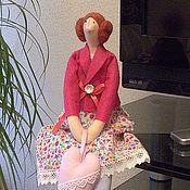 Куклы и игрушки ручной работы. Ярмарка Мастеров - ручная работа Тильда Марианна. Handmade.