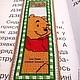 """Закладка для книг """"Винни Пух"""", Закладки, Киев,  Фото №1"""