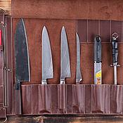 Сумки и аксессуары handmade. Livemaster - original item Twisting for 7 knives. Handmade.